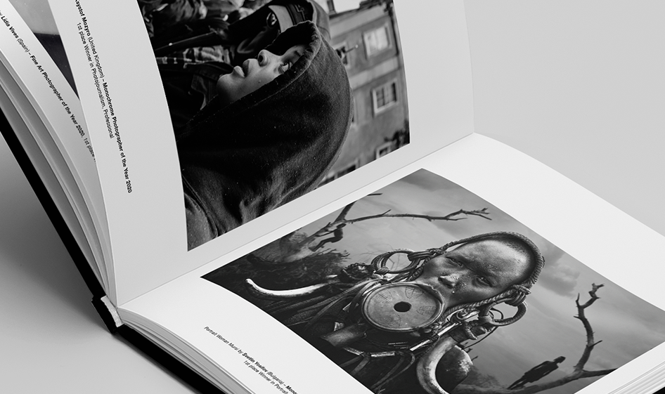 Monochrome Photography Awards Annual Book