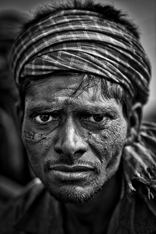 Coal worker in Jharkhand