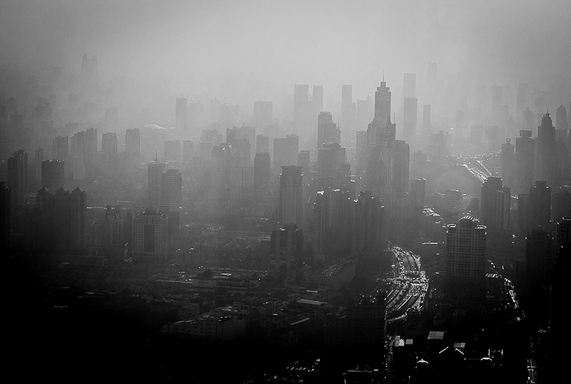 ATMOSPHERE IN SHANGHAI