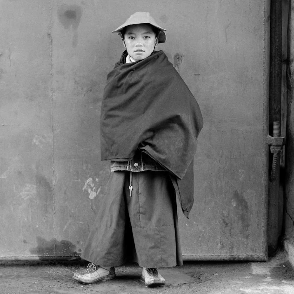 Young Monk of the Yellow Hat Sect