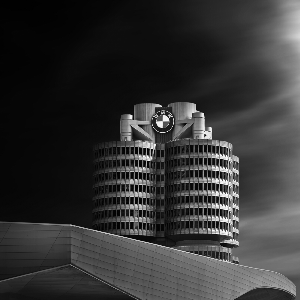Ghirardi Osvaldo- BMW headquarter west side