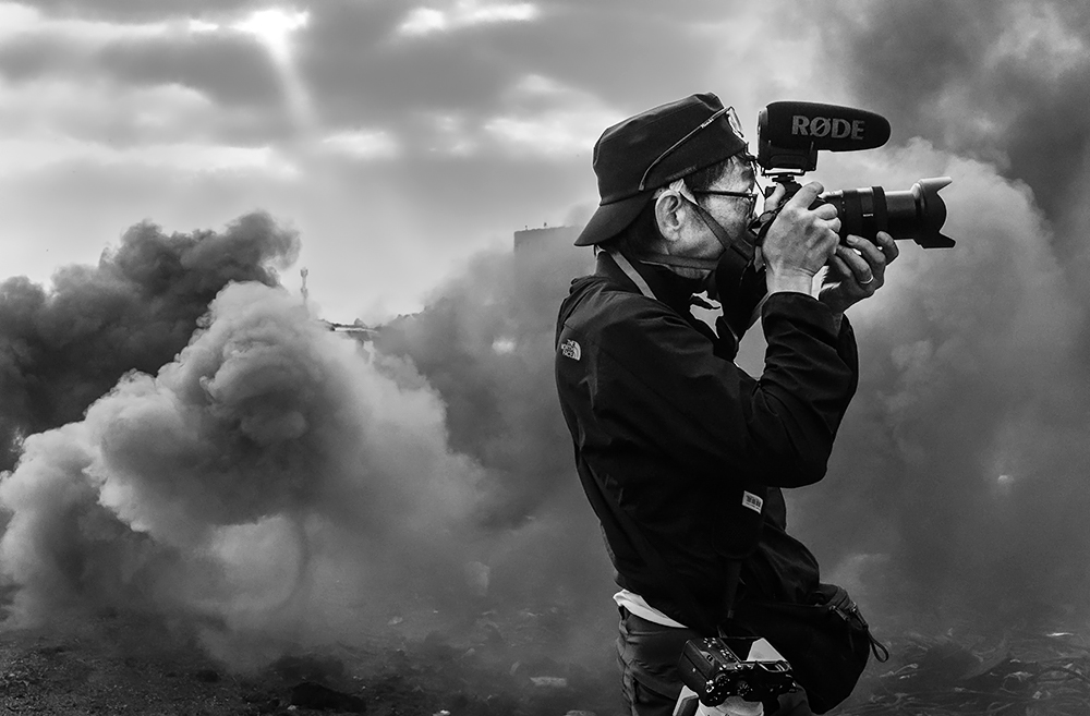 The Risks Photographers Face