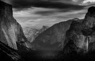 Tunnel View - Yosemite Valley