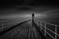 The Woman on The Pier