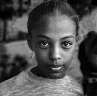 Portrait of a young Girl, Egypt